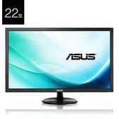 ASUS 華碩 VP229DA 22型 VA廣視角 不閃屏 螢幕 液晶顯示器