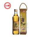 【台糖優食】苦茶油(500ml/盒) ~純天然苦茶油 鮮榨100%