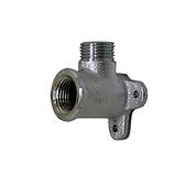 特力屋 軟管L型固定彎頭 型號5047-T24