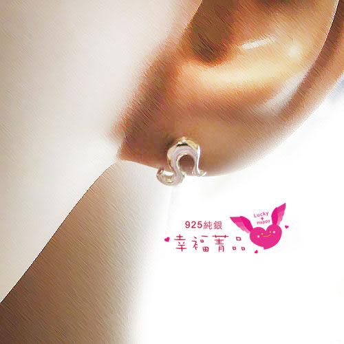 酷炫有個性 │925純銀耳針│★〔律動〕★│第一次穿耳洞,長期配戴都適用~