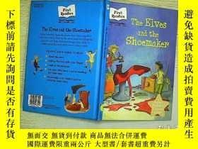 二手書博民逛書店The罕見Elves and the Shoemaker 編號A