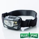【BLUE PINE】LED頭燈 260流明 B71901 登山.露營.夜遊.釣魚.海釣.手電筒.夜跑.夜燈.輕便.求生.燈具