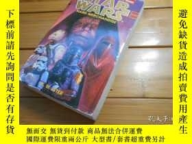 二手書博民逛書店STAR罕見WARS, HARD MERCHANDISE 星球大