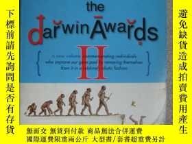 二手書博民逛書店The罕見darwin Awards II: unnatural