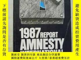 二手書博民逛書店AMNESTY罕見INTERNATIONAL REPORT 19
