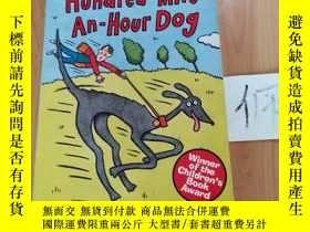 二手書博民逛書店The罕見Hundred-Mile-An-Hour DogY15335