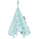 CHEEKY CHOMPERS Muslin Comforter涼感搓搓安撫巾-舞動斑馬