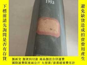 二手書博民逛書店RCA罕見REVIEW.14.1953(RCA審查)(英文)Y2