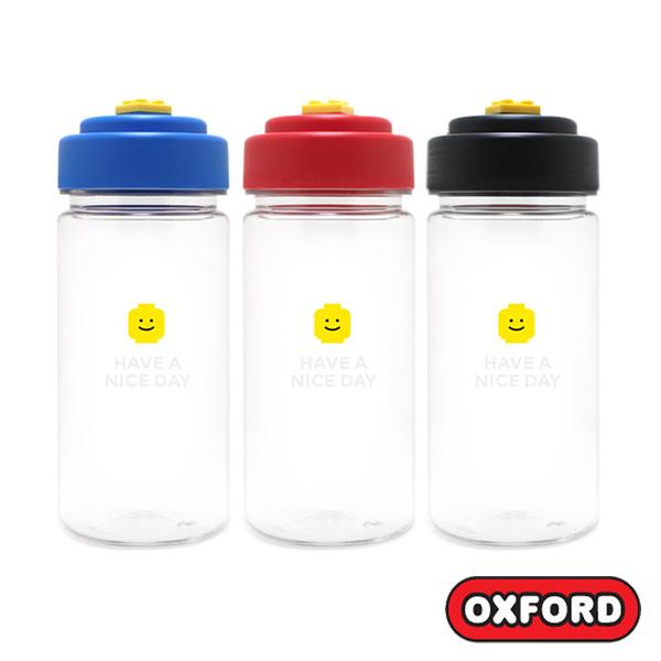韓國積木造型 OXFORD BLOCK BOTTLE 積木小人 沙拉水壺兩用瓶 350ml 水壺 水瓶 隨身瓶 隨行杯