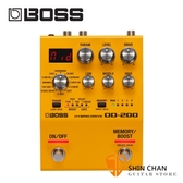 Boss OD-200 增益破音效果器 Hybrid Drive 原廠公司貨 一年保固 OD200