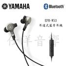 YAMAHA 山葉 EPH-W53 藍牙耳道式耳機【公司貨保固+免運】