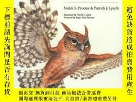 二手書博民逛書店Manual罕見Of OrnithologyY364682 Noble S. Proctor Yale Uni
