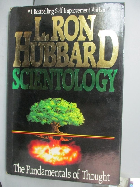 【書寶二手書T3/宗教_PMH】Scientology: The Fundamentals of Thought_Hub