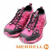【MERRELL促銷7折】MERRELL CAPRA RAPID 涼鞋  桃紅-ML35490