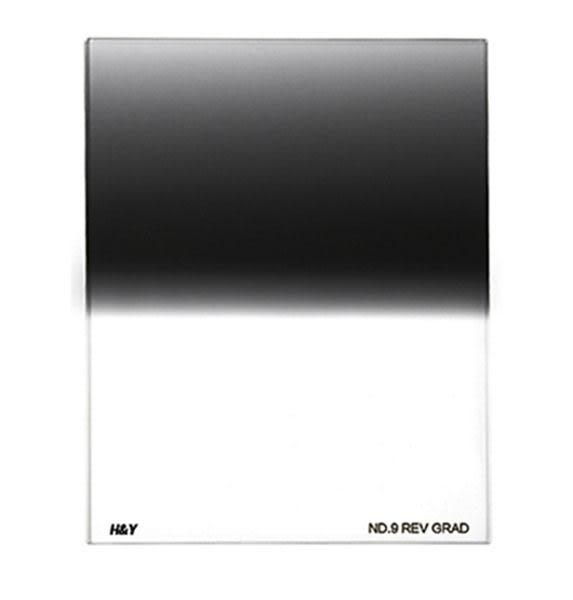 呈現攝影-H&Y R-GND 反向漸層減光鏡 ND16 100X125 玻璃漸層鏡 無色偏 抗水防油漬 雙面鍍膜 Z-Pro