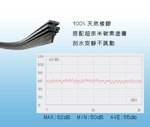 專用型軟骨雨刷 賓士BENZ C-Class / W204 (2013~2014)-24+24吋【亞克】