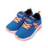 LOTTO VIGOR RIDE 氣墊跑鞋 藍橘 LT9AKR0596 中大童鞋 鞋全家福