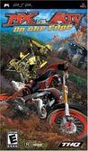 PSP MX vs. ATV : On The Edge 究極大越野(美版代購)