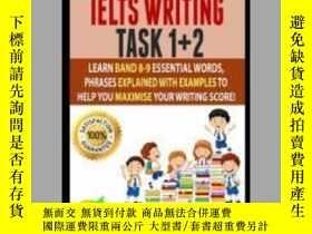 二手書博民逛書店Vocabulary罕見for Ielts Writing Task 1+ 2Y405706 Cheryl K