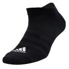 ADIDAS 3S PER N-S HC1P 襪子 短襪 厚底 休閒 黑 (五入)【運動世界】AA2283