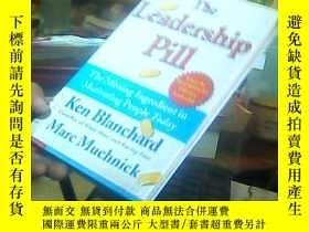 二手書博民逛書店The罕見Leadership Pill: The Missin