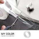 密封貼 密封條 美縫貼 無痕膠帶 防水 透明膠帶 水槽 浴室 防黴膠帶 3mm 壓克力膠帶【Y043】MY COLOR