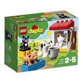 LEGO 樂高 得寶幼兒系列 農場動物_LG10870
