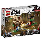 樂高積木 LEGO 2018《 LT75238 》STAR WARS 星際大戰系列 - Action Battle Endor™ Assault╭★ JOYBUS玩具百貨