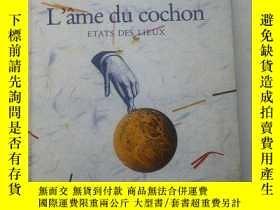 二手書博民逛書店L ame罕見du cochonY14328