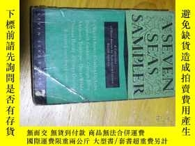 二手書博民逛書店a罕見seven seas samplerY179933 出版1