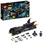 LEGO 樂高 DC 蝙蝠俠蝙蝠俠:小醜的追求 76119 建築套組 (342 件)