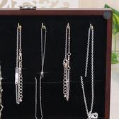 首飾盒 韓國歐式實木質首飾盒化妝盒首飾收納盒飾品盒公主手飾收納盒耳環 都市韓衣