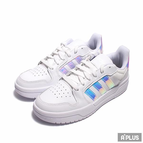 ADIDAS 女休閒鞋ENTRAP 炫彩 彩色光澤-FY6017