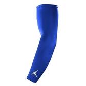 Nike Jordan Dri-Fit Sleeve [JKS04400LX] 運動 健身 跑步 防曬 輕量 臂套 藍