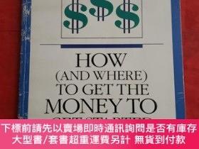 二手書博民逛書店No罕見Nonsense Success Guide:How(and Where)to Get The Money