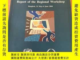 二手書博民逛書店implementing罕見e-governmen:report of the regional workshop