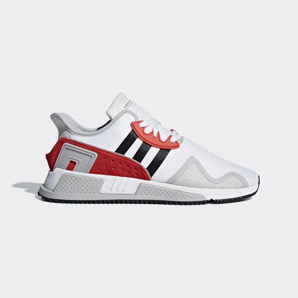 Adidas EQT Cushion ADV [BB7180] 男鞋 運動 休閒 襪套 避震 針織 彈性 愛迪達 白紅