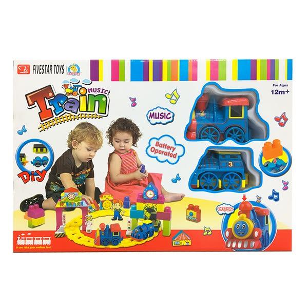 兒童玩具 電動益智軌道車遊戲組 34793