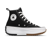 Converse Run Star Hike 男女鞋 黑色 鋸齒 厚底 非JW聯名款 休閒鞋 166800C