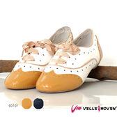 休閒鞋 Vellemoven 簡約輕便休閒鞋 羊皮製  舒適款    典雅棕