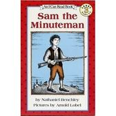 〈汪培珽英文書單〉〈An I Can Read 系列:Level 3 Sam the Minuteman 讀本