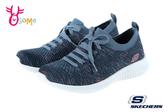 Skechers ULTRA FLEX 成人女款 健走鞋 休閒運動鞋 R8245#藍色◆OSOME奧森鞋業