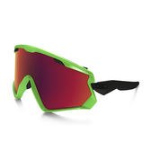 OAKLEY WIND JACKET™ 2.0 PRIZM™ SNOW GOGGLE 擋風雪鏡 內付耳掛繩