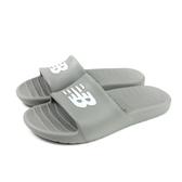 NEW BALANCE 運動拖鞋 戶外 灰色 女鞋 SUF100TG-D no766