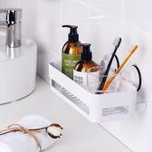 置物架 浴室衛生間置物架壁掛廁所吸盤免打孔洗漱台化妝品收納架子吸壁式 萌萌小寵DF