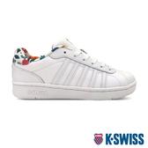 【超取】K-SWISS Montara時尚運動鞋-女-白/印花