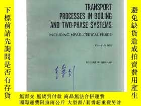 二手書博民逛書店Transport罕見process in Boiling an