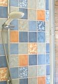 衛生間貼紙防水墻貼浴室洗手間防潮墻紙加厚自粘廁所瓷磚翻新貼紙【免運快出】