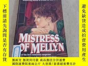 二手書博民逛書店Mistress罕見of MellynY283241 Victoria Holt Fawcett Crest
