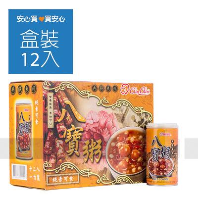【親親】八寶粥370g,12罐/盒,純素,不含防腐劑